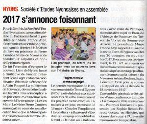 2016 Assemblée générale - La Tribune