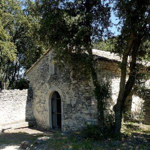 Chapelle Saint Marcel à Taulignan